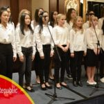 GSIS Choir Opens at Day of German Unity Celebrations